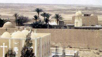 Deir el Baramus – Manastirea Romanilor