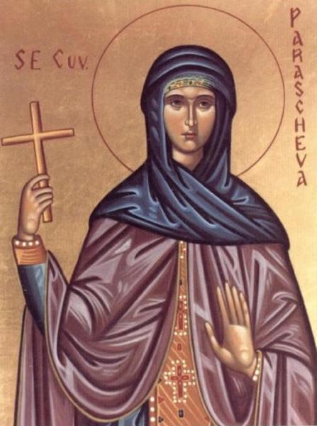 Predica la Sfanta Parascheva