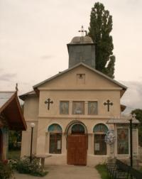 Biserica Adormirea Maicii Domnului - Dragomiresti Vale