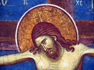 Iconografia lui Hristos pe Cruce: cu ochii deschisi sau inchisi?
