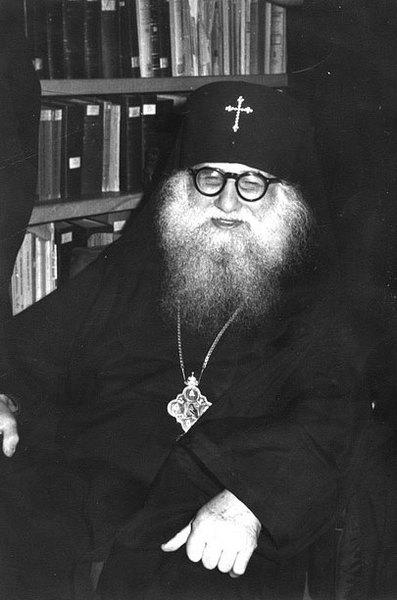 Arhiepiscopul Vasili  Krivosein