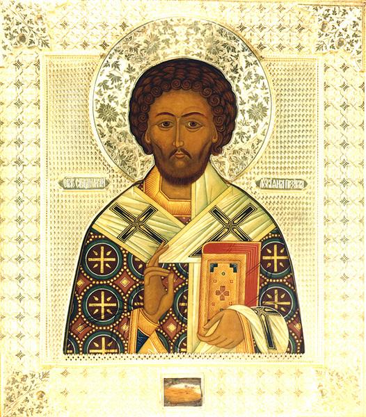 Sfantul Luchian al Lavrei Pesterilor din Kiev