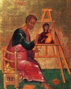 Sfantul Apostol si Evanghelist Luca