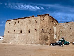 Manastirea Rosie - Egipt