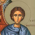 Sfantul Mucenic Martirie