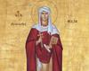 Sfanta Tecla in arta copta