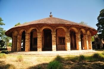 Manastirea Narga Selassie - Lacul Tana
