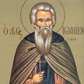 Sfantul Cuvios Ioanichie cel Mare