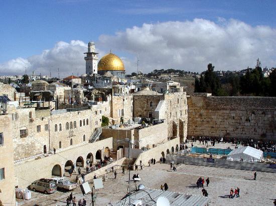 Ierusalim: centrul pamantului?