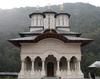 Manastirea Lainici - mireasa din Defileul Jiului