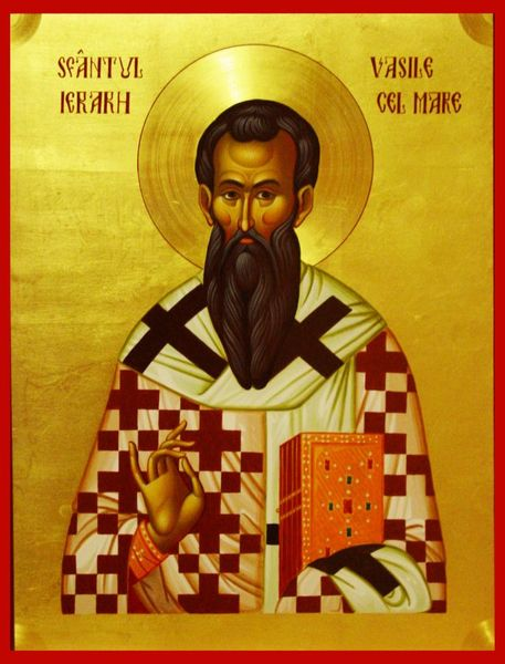 Povestea Sfantului Vasile cel Mare