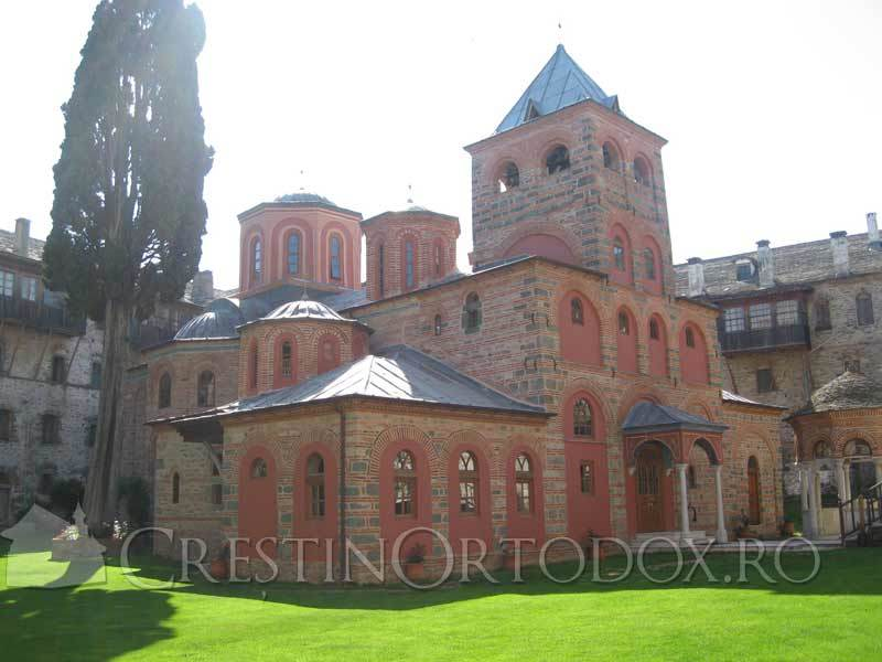Manastirea Filoteu - Athos