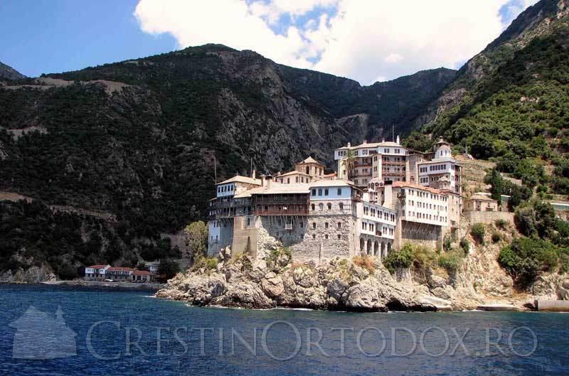 Manastirea Grigoriu - Athos
