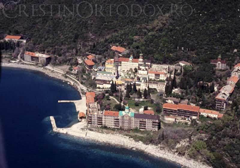 Manastirea Pantelimon - Rusikon din Athos