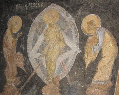Lumina dumnezeiasca poate fi pictata?