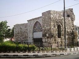 Capela Sfantul Pavel din Damasc - Bab Kisan
