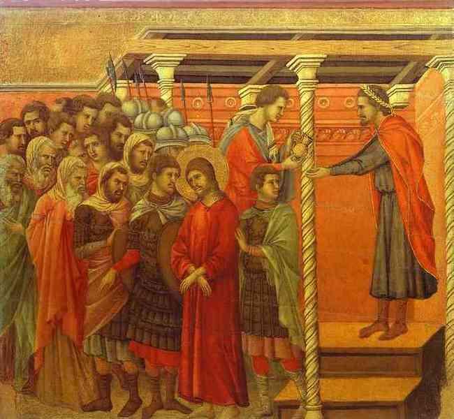 Pontiu Pilat in literatura apocrifa