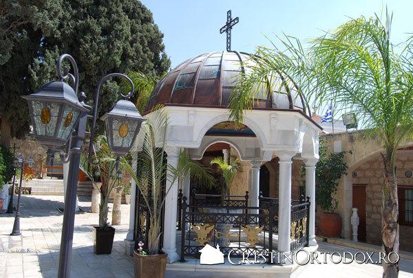 Cana Galileii - Baptisteriu