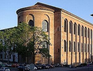 Basilica lui Constantin din Trier - Aula Palatina