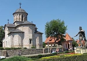 Biserica Domneasca Sfantul Nicolae - Curtea de Arges