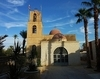 Dudul lui Zaheu - Biserica Sfantul Elisei din Ierihon
