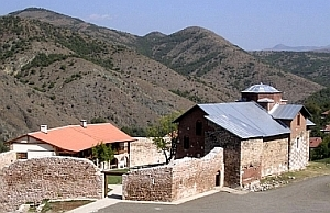 Manastirea Banjska - Sfantul Arhidiacon Stefan