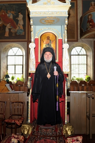 Pastorala la Invierea Domnului 2011 - Preasfintitul Visarion, Episcopul Tulcii  2011