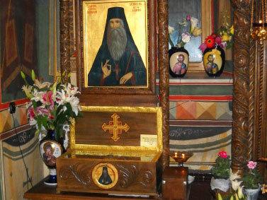 Cuviosul Irodion, un nou sfant in calendarul ortodox
