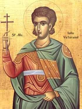 Sfantul Iuliu Veteranul