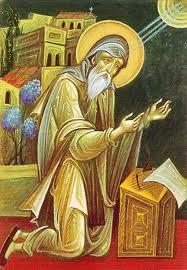 Teologia lacrimilor, la Sfantul Simeon Noul Teolog