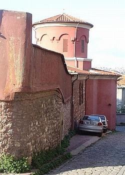 Biserica Panagia Mouchliotissa din Istanbul