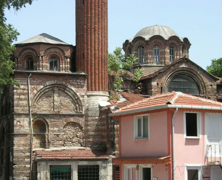 Biserica Sfantul Teodor - Constantinopol