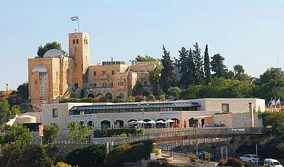 Biserica Sfantul Andrei - Ierusalim
