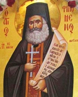 Sfantul Filumen, Noul Mucenic de la Fantana lui Iacob