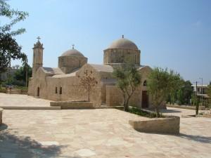 Biserica din Emba - Panagia Chryseleousa