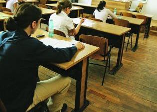 Imaturitate la examenul de maturitate