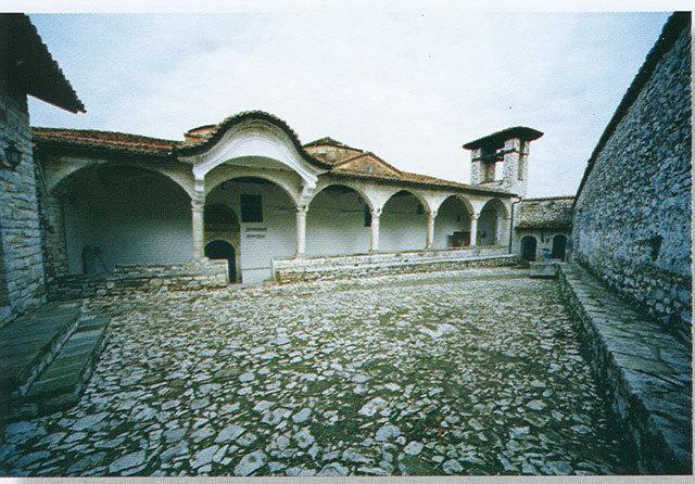 Muzeul National Onufri - Berat