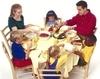 Luarea mesei in familie, izvor de bunatate
