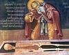 Sfantul Sisoe, la mormantul lui Alexandru cel Mare