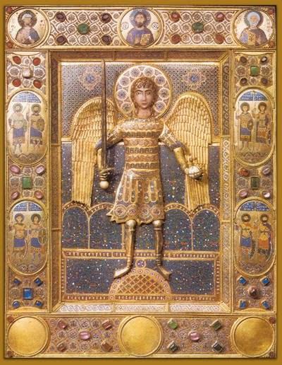 Mihaelion, prima biserica inchinata Arhanghelului Mihail