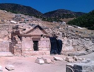 Mormantul Sfantului Apostol Filip