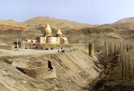 Manastirea Sfantul Tadeu
