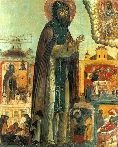 Sfantul Irinarh, zavoratul din Rostov