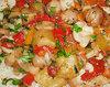 Pilaf cu ciuperci - mancare de post