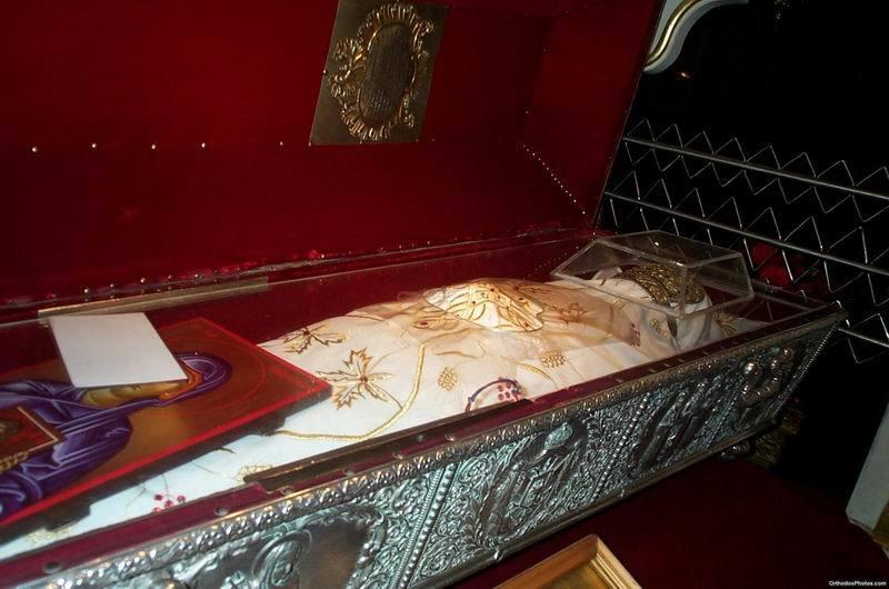 Moastele Sfintei Parascheva
