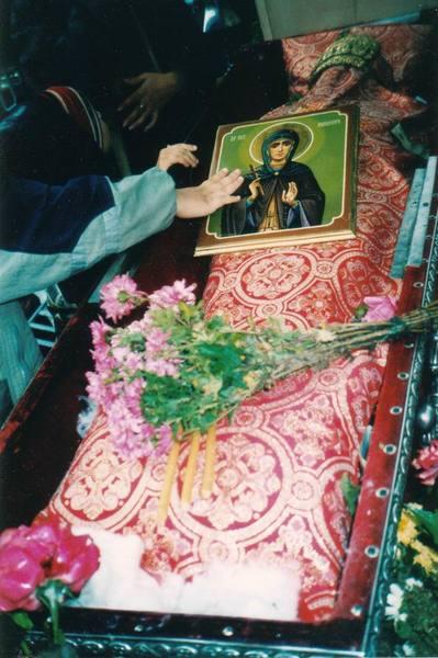 Moastele Sfintei Parascheva de la Iasi