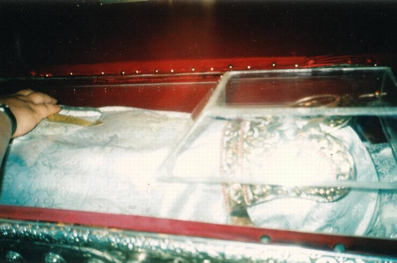 Moastele Cuvioasei Parascheva