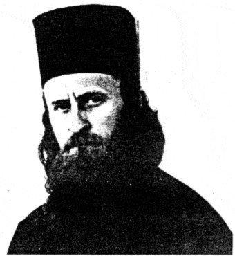Parintele Sofronie Saharov