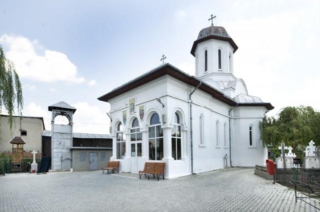 Biserica Sfantul Dimitrie - Copaceni Manastire