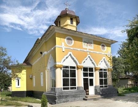 Biserica Adormirea Maicii Domnului - Darvari